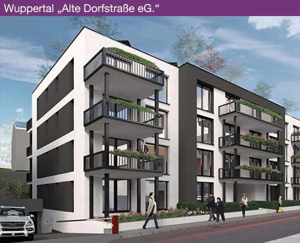 Nutzergenossenschaft Krefeld Samtweberviertel