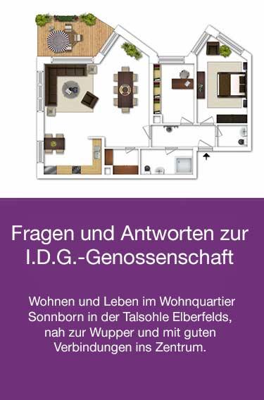 FAQ I.D.G Genossenschafte